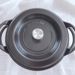 バーミキュラ【鋳物ホーロー鍋】を買って失敗したと思ったけど乗り越えた夏。