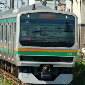E231系[快速]ラビット 上野東京ライン