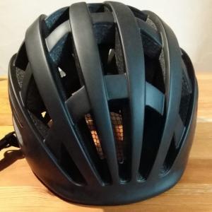 ヘルメットとサイクルグローブと女心と