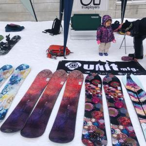 secca snowboard セッカスノーボード  試乗会