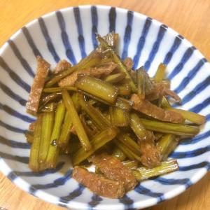 山菜レシピ