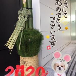 2020年 Happy New Year!!