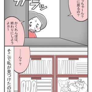 シュッちゃんのかくれんぼ(2)