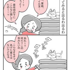 シュッちゃんとオモチャ(2)