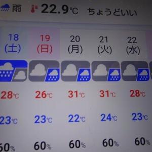 梅雨の長雨はいつ明ける?