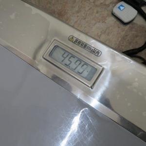 フード量減らしているのに体重増えてるって。。。