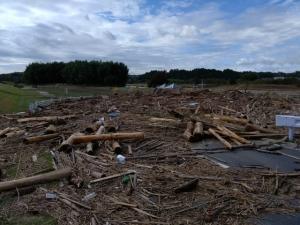 令和1年台風19号による北茨城被災状況(2019/12/13時点)