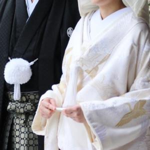 神社さんで結婚式
