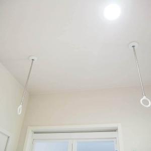 新築の室内干しユニットは天井付・壁付どれを選ぶ?4種類のタイプ別メリット・デメリットまとめ