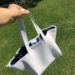 qbag ピコンコテの口コミ…軽いのでマザーズバッグとしても◎ サイズ・使用した感想