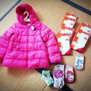 【子供】西松屋の冬もの最終処分セール