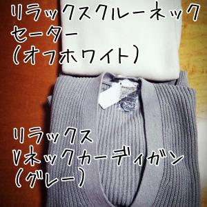 【衣服】新しい冬服2着