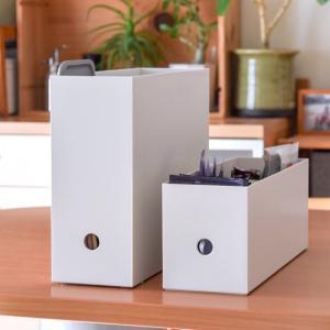 【キッチン】にも大活躍♬無印ファイルボックスを使った収納