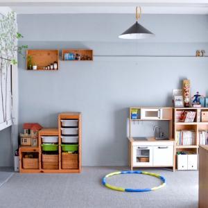 【子供と暮らす】無印良品×IKEAで作るわが家のおもちゃ収納・最新版
