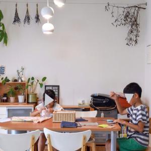 【子供と暮らす】たまに来る裁縫ブームと、わが家の裁縫セットの収納法。