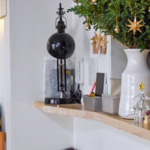 【子供と暮らす】わが家のクリスマス飾りと 大きなツリーを手放したワケ。