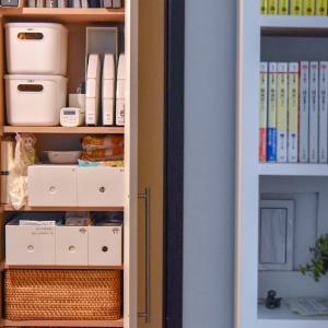 【わが家の防災】無印良品アイテムでプチストレス解消&無駄なくできる食品ストック