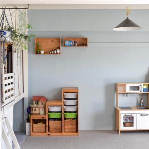 【無印良品×IKEA】子供が片付けしやすいおもちゃ収納のコツ