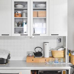 【子供と暮らす】自分でできるが増えるキッチン収納のコツ