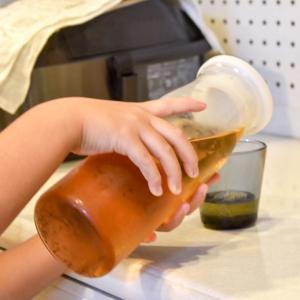 【暮らし】愛用して5年。わが家にちょうどいい無印良品の麦茶ピッチャー