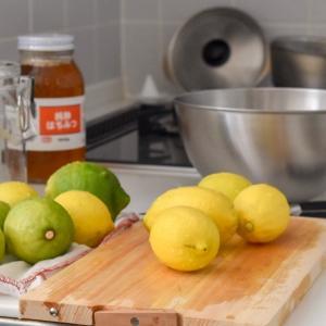 【暮らし】背伸びせずに楽しみたい!国産レモンで簡単シロップ作り