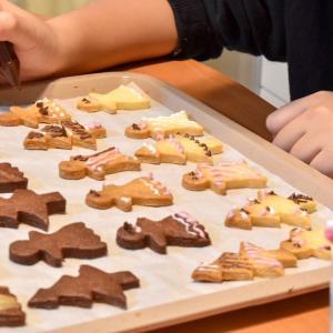 【暮らし】子供と楽しむクリスマス♪無印良品キットでつくるクリスマスお菓子