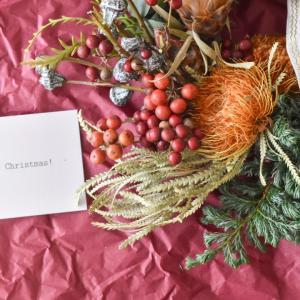 【暮らし】無理せず楽しむおうちクリスマス&スワッグを作りました。