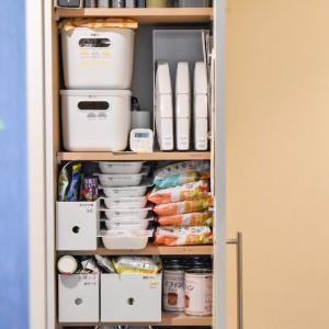【わが家の防災】食品ストックはどれくらい必要?わが家の備蓄と管理法。