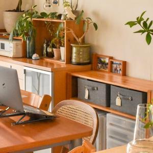 【暮らし】在宅ワークを快適に!無印良品で作る学習用品収納を在宅ワーク収納にリニューアル