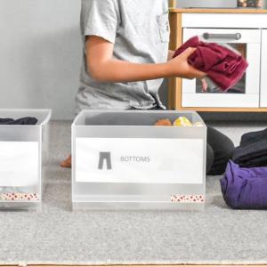 【子供と暮らす】面倒な衣替えをラクに進める工夫と、衣替えを手放すことより大切なこと。