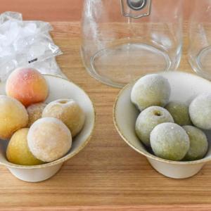 【梅しごと】初めての梅シロップ作りと、暮らしの中で大切にしたいこと。