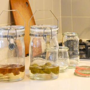 【季節を楽しむ】はじめての梅しごと・完成した梅シロップの味と加熱処理の有無