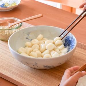 【子供とおやつ】 美味しい&簡単♬牛乳を使って白玉作り