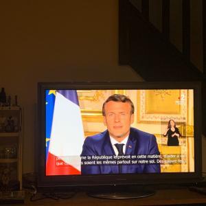 パリでBMW
