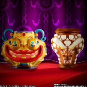 プレミアムバンダイで「金満な壺盃&ドラゴン族・封印の壺コップ」予約開始!