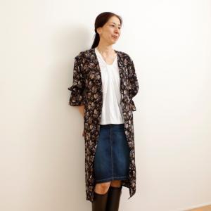 ★台風ファッション!  50代 大人世代