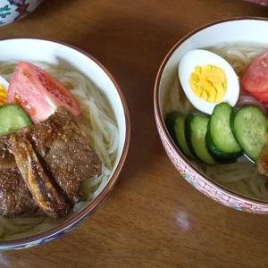 盛岡冷麺のお昼とバタバタの日。