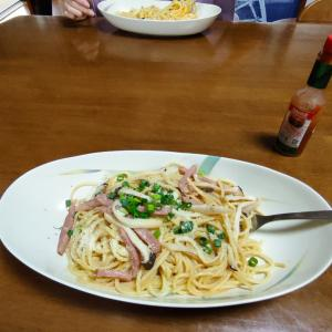箸で食べる洋風ごはん