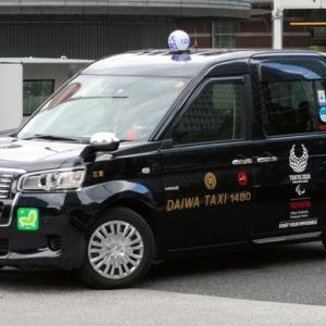 タクシーに怒り、タクシーに泣く