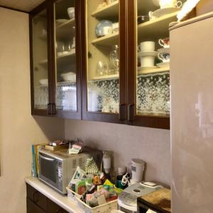 キッチンが散らかって見えるわけ