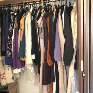 【整理収容実例】洋服の減らし方