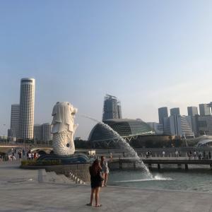 長女まる子とのシンガポール旅行記その3