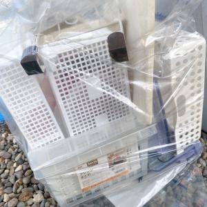 使わなくなったプラスチック収納