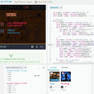 TypeScriptを学習開始1時間で、その言語のとある界隈で世界6位になる話