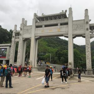 深圳 梧桐山 その1