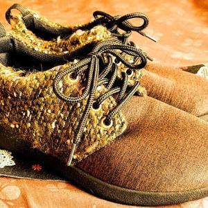 ★靴、買ったのです
