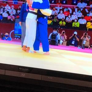 五輪 女子柔道 52㌔級 阿部詩 金メダル