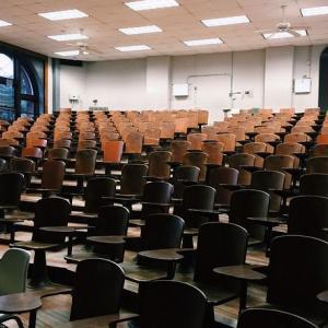 国立大学への願書 & 受験勉強と体力