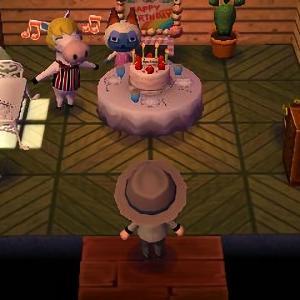 ◆とび森◆マールの奇妙な誕生日