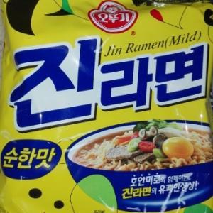 韓国の「眞ラーメン」